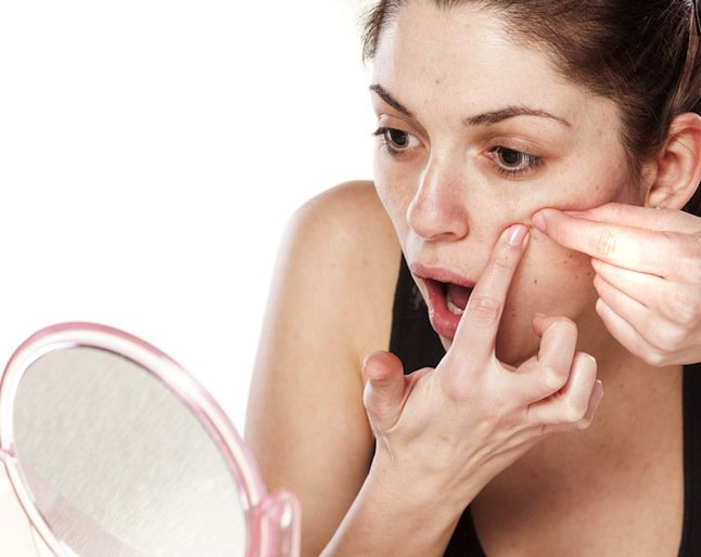 hypnosis for acne